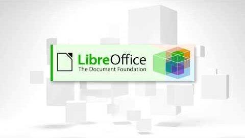 Libreoffice 6.0 (Herstellervideo)