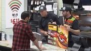 Burger King erklärt Netzneutralität beim Hamburger-Verkauf