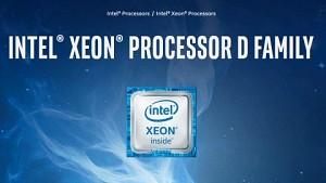 Intel zeigt die Xeon D-1500
