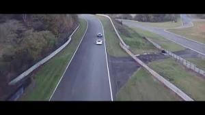 Elektrotourenwagen testen in Frankreich - EPCS