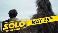 Solo - A Star Wars Story - Trailer (Super-Bowl 2018)