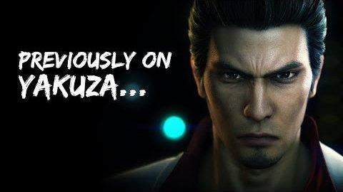 Yakuza 6 - Trailer (Previously on Yakuza)