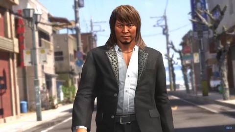 Yakuza 6 - Trailer (Clan Creator)