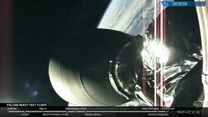 Falcon Heavy Test Flight (SpaceX)