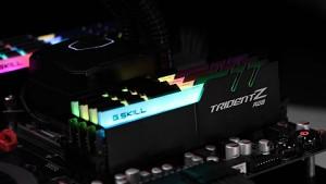 G.Skill zeigt Trident Z RGB
