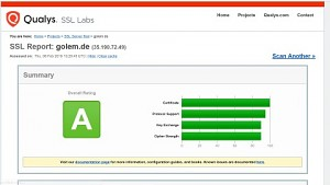 Qualys TLS-Check