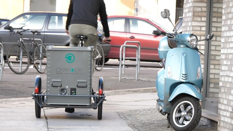 Chargery Ladeservice für E-Autos - Bericht