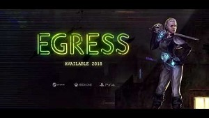 Egress - Trailer (Ankündigung)