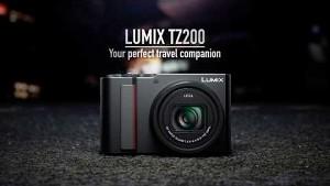 Panasonic Lumix TZ200 - kompakte Megazoom-Kamera