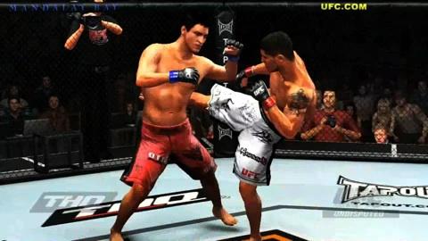 UFC 2009 Undisputed - Trailer