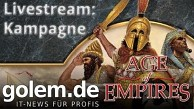 Golem.de spielt Age of Empires Definitive Edition