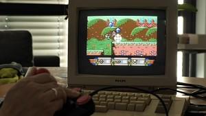Sams Journey für C64 - Test