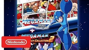 Mega Man Legacy Collection 1 und 2 - Trailer (Switch)