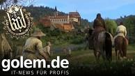 Golem.de spielt live Kingdom Come Deliverance