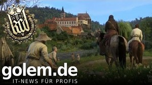 Golem.de spielt live Kingdom Come Deliverance