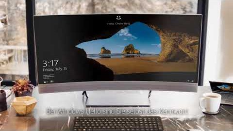 HP Envy 34 Curved Display - Trailer
