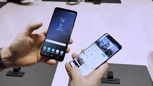 Samsung Galaxy S9 und S9 Plus - Hands on (MWC 2018)