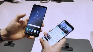 Samsung Galaxy S9 und S9 - Hands on (MWC 2018)