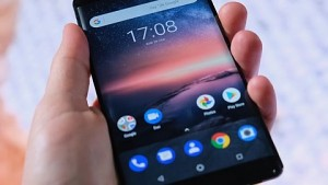 Nokia 8 Sirocco im Hands On (MWC 2018)