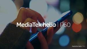 Mediatek zeigt den Helio P60