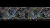 Valve zeigt Dota 2 mit Vulkan auf MacOS