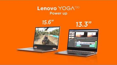 Lenovo stellt das Yoga 730 vor