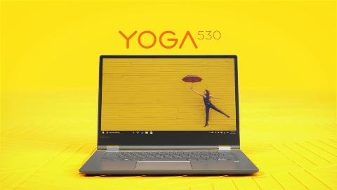 Lenovo stellt das Yoga 530 vor