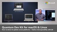 Q Sharp kommt für Linux und MacOS - Herstellervideo
