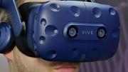 HTC Vive Pro und Tracker ausprobiert (MWC 2018)
