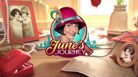 June's Journey - Trailer