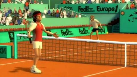 Grand Slam Tennis - Trailer