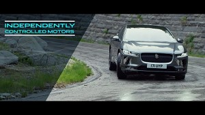 Jaguar I-Pace - Technik (Herstellervideo)