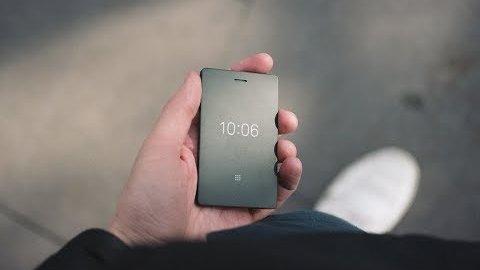 Light Phone 2 - Crowdfunding-Video