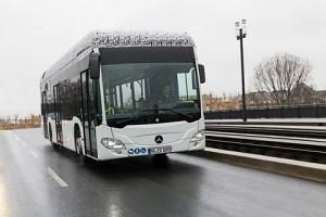Vollelektrischer Mercedes-Benz Citaro