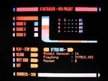 StarTracker für den HIVE-Computer