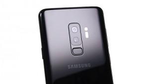 Samsung Galaxy S9 und S9 Plus - Test