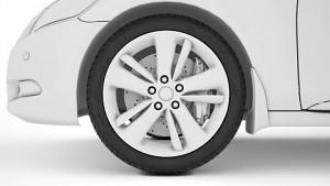 Goodyear zeigt intelligenten Reifen (Genf 2018)