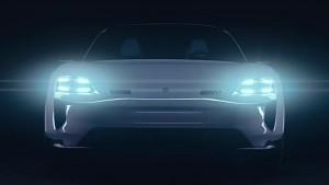 Porsche Mission-E-Cross-Turismo - Trailer (Genf 2018)