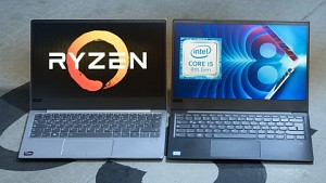 Lenovo Ideapad 720S - Test (AMD vs. Intel)