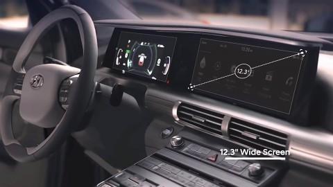 Brennstoffzellenauto Nexo - Hyundai