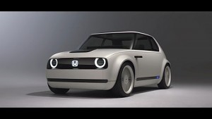 Honda Urban EV Concept (Herstellervideo)