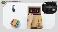 Nintendo erklärt die Labo Toy-Con-Garage