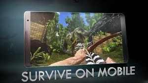 Ark Survival Evolved für Smartphones (Trailer)