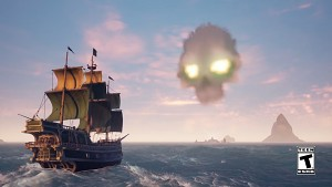 Sea of Thieves - Gameplay Launch-Trailer
