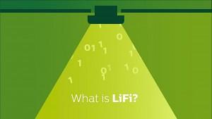 Philips Li-Fi Systems vorgestellt (Herstellervideo)