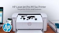 HP Laserjetpro M15w - Herstellervideo