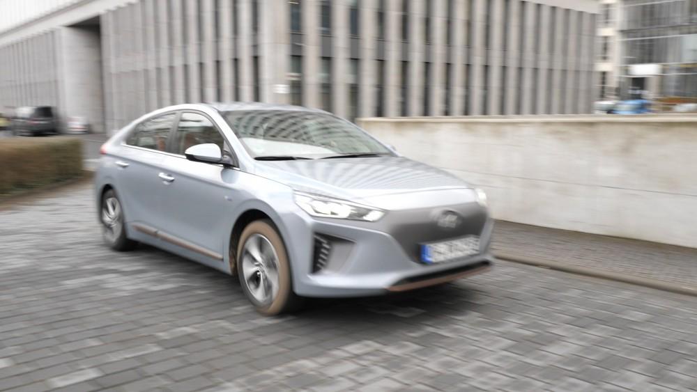 Hyundai Ioniq - Test