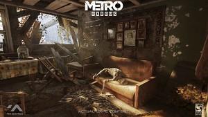 Metro Exodus - Trailer (Raytracing, GDC 2018)