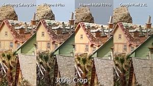 Kameravergleich Smartphones