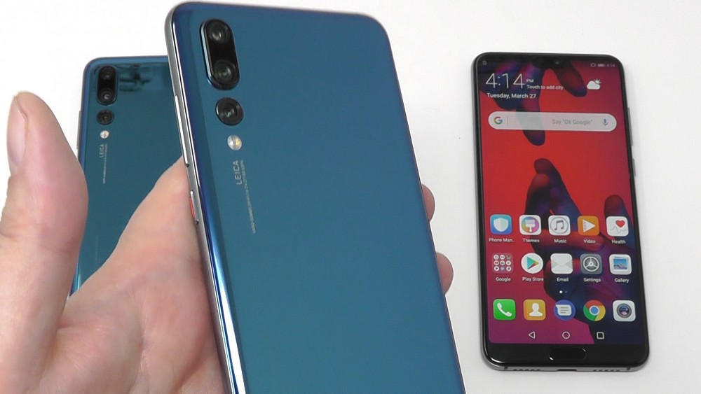 Huawei P20 Pro - Hands on